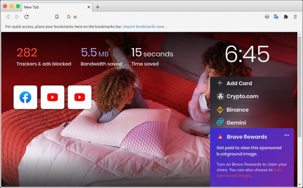 How to Install brave browser on Ubuntu 20.10 or Debian 11 Bullseye